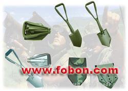Mini folding shovel folding shovel double folding shovel mini shovel garden tool 1