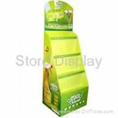 Corrugated cardboard dsiplays FDSD004