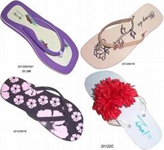Flower EVA Slipper