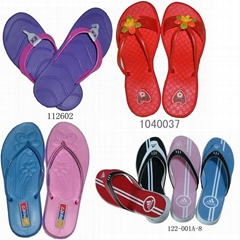 PVC Women's Slippers