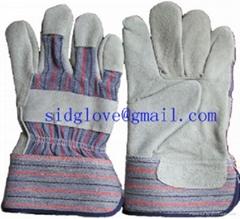 full palm working glove
