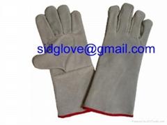Welding glove 5124