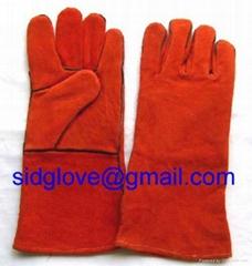 welding glove 5134