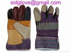Furniture leather glove