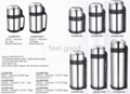 stainless steel vacuum wide mouth pot