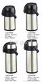 stainless steel vacuum air pot