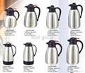 stainless steel vacuun coffee pot