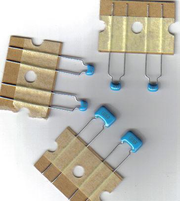 dipped Multilayer ceramic capacitor 3