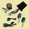 Waterproof Motorcycle Alarm System