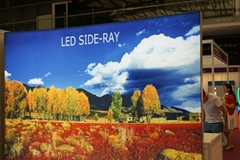 LED side-ray light Box with huge size