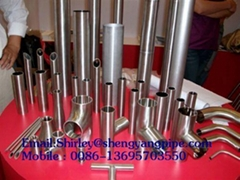 stainless steel welded pipe and tube