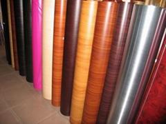PVC flexible laminate