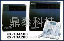 东莞松下KX-TDA100集团电话
