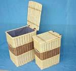 willow / wicker basket