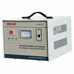 Fully-automatic AC Voltage Stabilizer