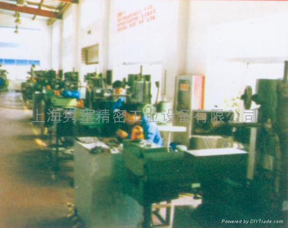 设计开发制造半导体自动化成型设备