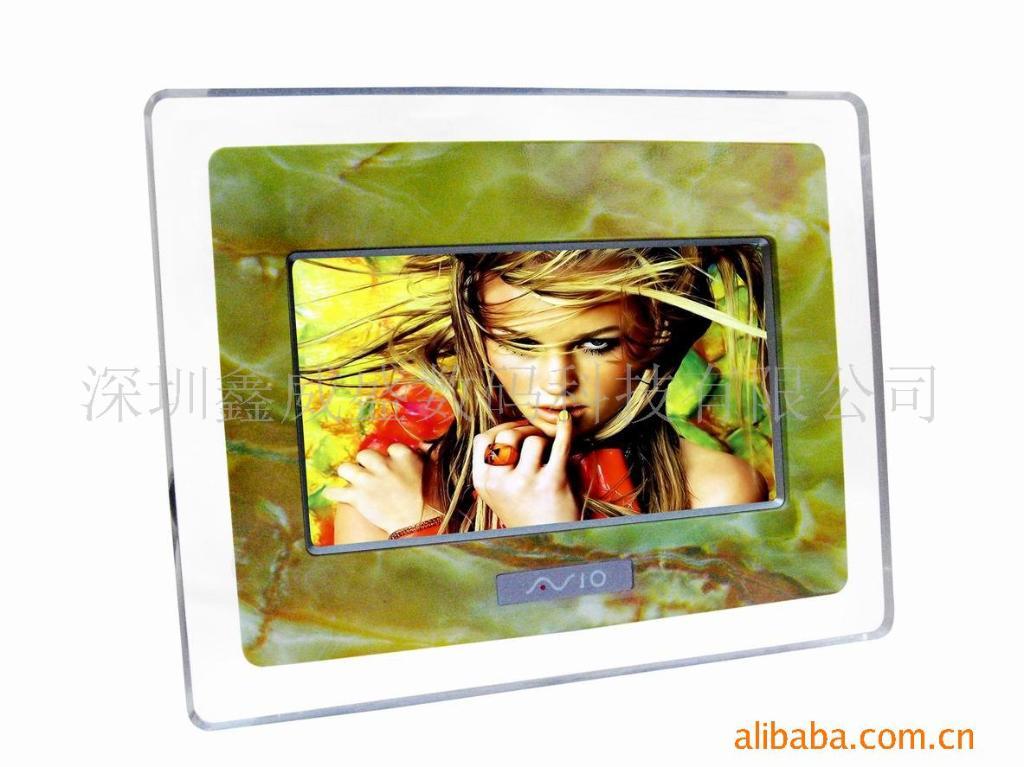 供应PH702-4 相框~数码相框~城市电视 1