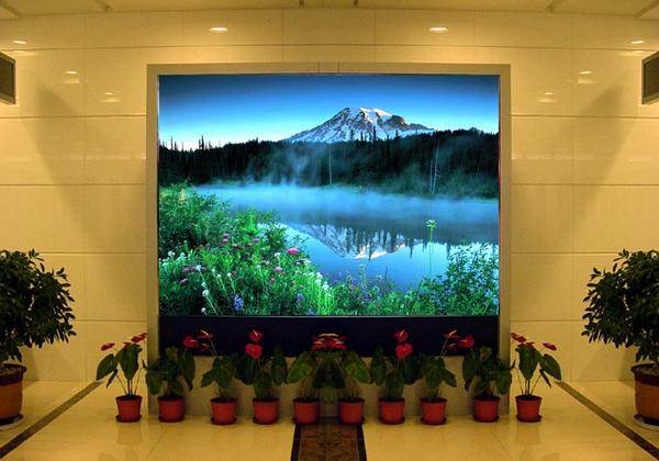 P7.62 Dot-Matrix Led Display Indoor Full-Color Dot-Matrix Display 1
