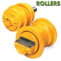支重轮,托链轮,引导轮,驱动轮 2