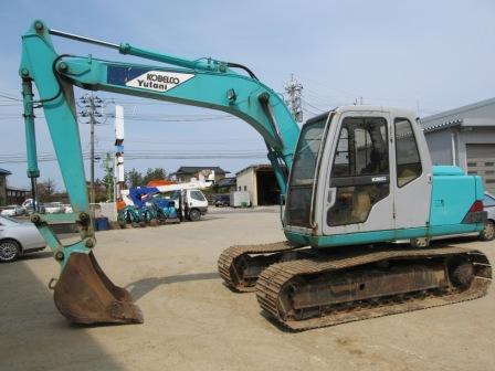 used Kobelco Excavator - SK100-1 - KOBELCO (Japan Trading