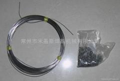 等離子切割電極專用美國原裝進口鉿絲