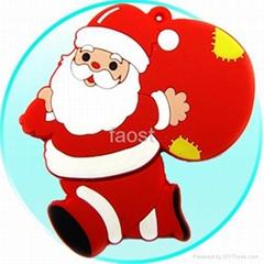 Santa Claus USB flash disk