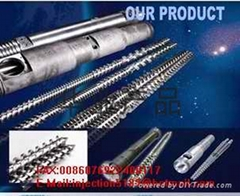 injectionscrews