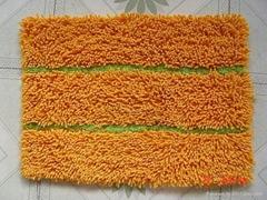 超細纖維紗線簇絨面料坯布