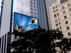 LED display for advertising