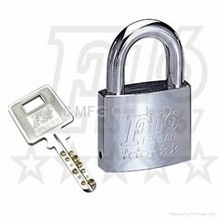 High Security Pad Lock (55mm)