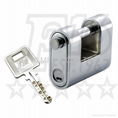 High Security Pad Lock (83mm)