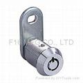 Radial 7 Pin Tumbler Cam Lock