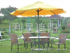 上海利星供應各種鋁合金桌椅