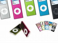 4GB-Extra Slim Nano II Design Media player