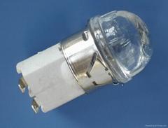 Oven lampholder