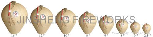 Display shells 1