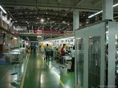 微波炉 生产线