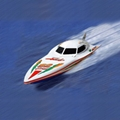 Rc Speed boat with 7.2V Ni-Cd Rechargeable Battery
