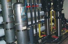 LCD制程清洗废水回用系统