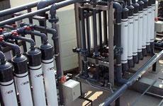 PCB製程清洗廢水回用系統