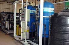 電鍍、塗裝行業純水系統