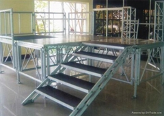 stage,stage truss,stage lighting trussing