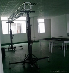 elevator tower,truss,trussing,aluminium truss,stage truss,lighting stand