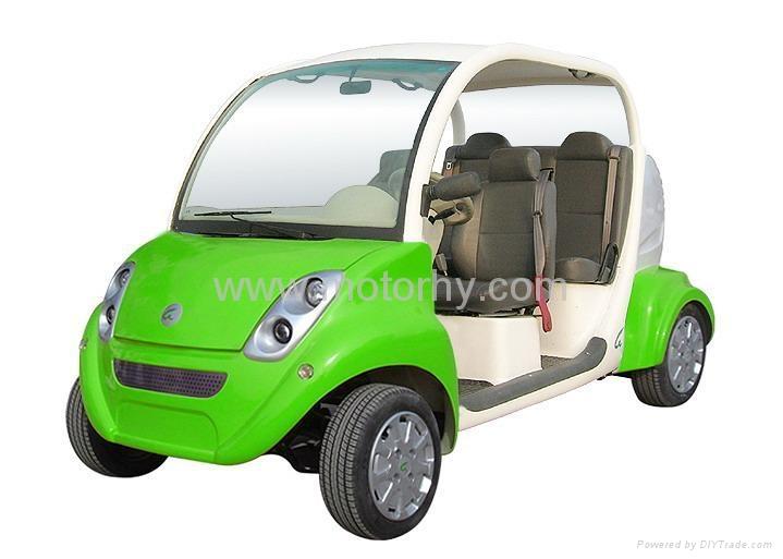 Electric Golf Cart 1