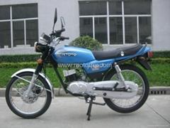 2 Stroke 100cc AX100 Motorcycle