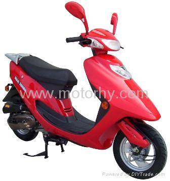 2 stroke 4 stroke gas scooter