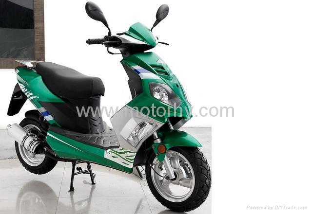 125CC Gas motor scooter 125T-22T 1