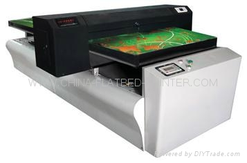 Outdoor flatbed printer