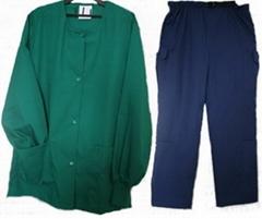 scrub apparel