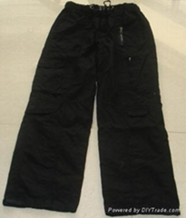 Fleece Pull-On Pants (GD39851)